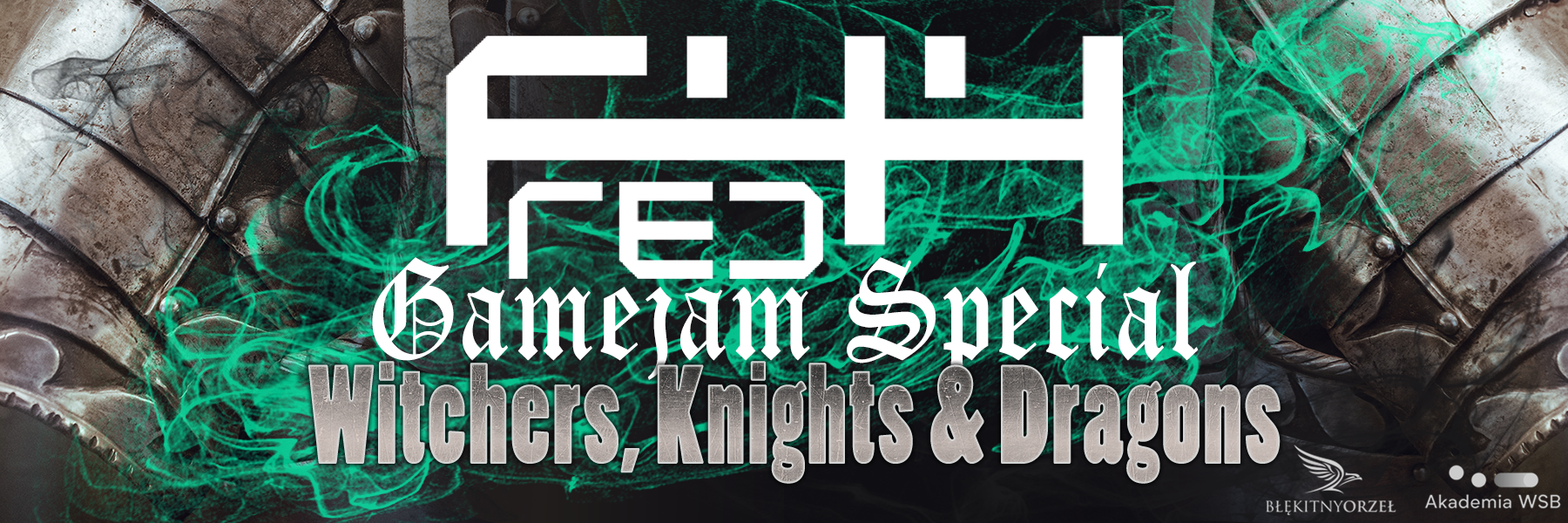 F44 Red Game Jam Special: Witchers Knights & Dragons